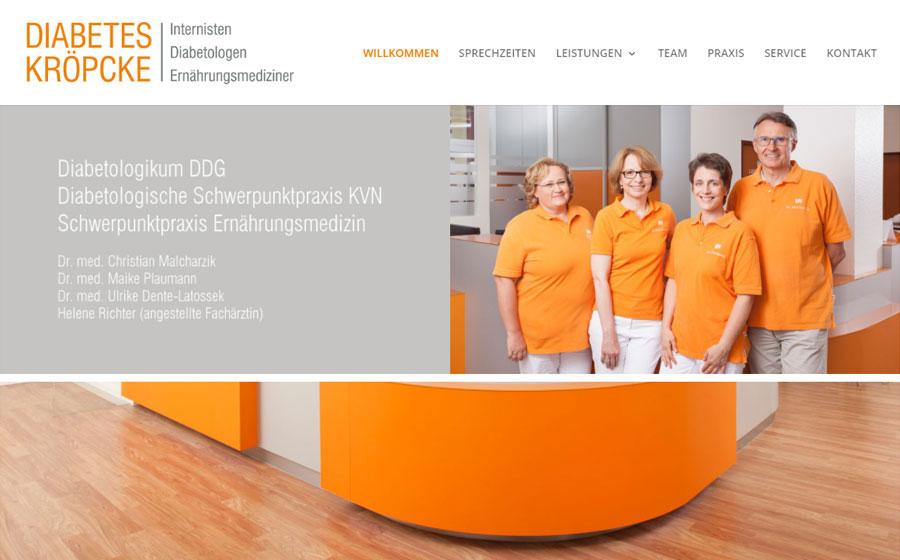 Unser Team - Diabeteszentrum Lüneburger Heide